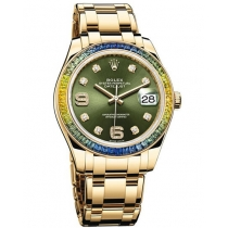 Rolex Oyster Perpetual Datejust Pearlmaster 39 86348SABL