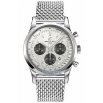 Breitling Watch Transocean Chronograph ab015212/g724-ss