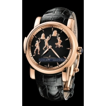 Ulysse Nardin Minute Repeater -Triple Jack (RG/Black Ony