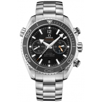 Omega Seamaster Planet Ocean 600 M Omega Co-Axial CHRONOGRAPH 45.5MM