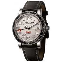 Graham Silverstone Time Zone Mens watch 2TZAS.S01A