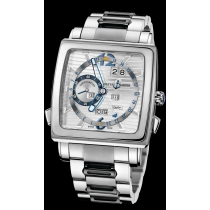 Ulysse Nardin Complications Quadrato Dual Time Perpetual