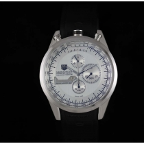 Tag Heuer Watches Mikrogirder 20000 Chronograph white ba