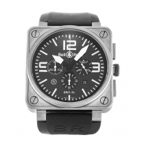 Bell and Ross BR01-94 Chronograph Titanium-46 MM