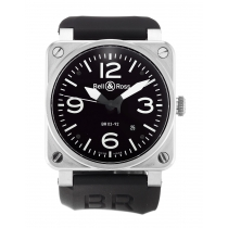 Bell and Ross BR03-92 Steel-42 MM