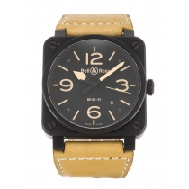 Bell and Ross BR03-92 BR03-92-S-42 MM