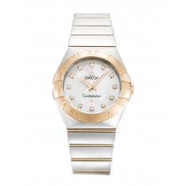 Omega Constellation Small 123.20.27.60.55.001-27 MM