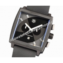Tag Heuer Monaco Limited Black Face